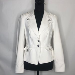 White House Black market woman's jacket